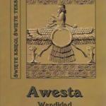 Awesta, święte pisma zaratusztrianizmu